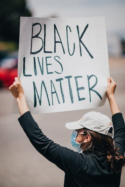 George Floyd Protests - #BlackLivesMatter