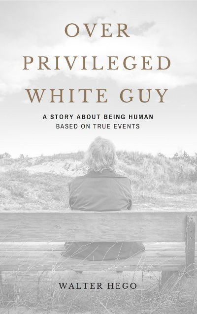 Audiobook Backstory, Researcher's Intro Message, It's All We Really Know - Over Privileged White Guy (OPWG) Book - Chapter One, Page 1, 2, 3, 4