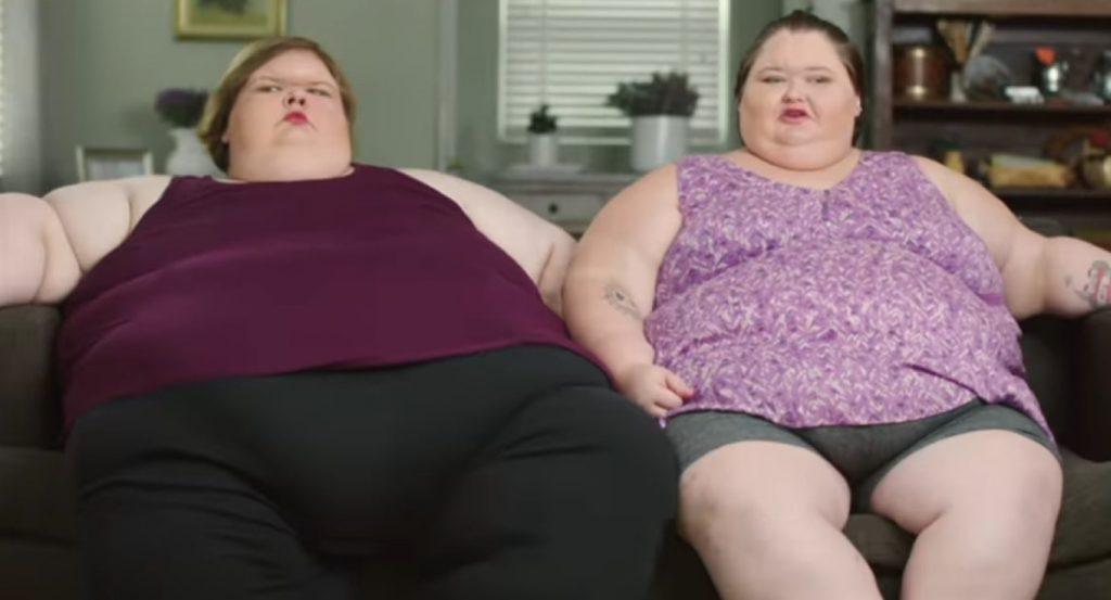 1000 Pounds Sisters - Obesity