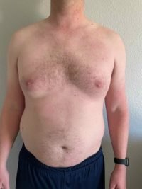 Body Type Two Male - Body Type Shape Quiz - Fellow One Research The Four Body Types Research Participant 536