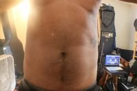 Body Type Two (BT2) Male - Fellow One Research Free Body Type Shape Test - The Four Body Types Research Participant 514,