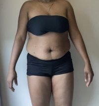 Body Type Two (BT2) Female - Fellow One Research Body Type Shape Test - The Four Body Types Research Participant 550