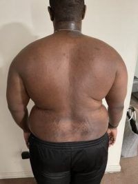 The Four Body Types Research Participant 584, Body Type Three (BT3) Male - Fellow One Research Body Type Shape Quiz/Test