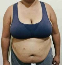 Body Type Four (BT4) Female - Fellow One Research Body Type Shape Test - The Four Body Types Research Participant 542