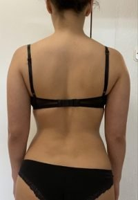 The Four Body Types, Body Type Two (BT2) Female - Fellow One Research Body Type Shape Quiz/Test - Research Participant 656