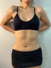 The Four Body Types, Body Type Shape Quiz/Test - Body Type Two (BT2) Female - Research Participant 665 - Fellow One Research
