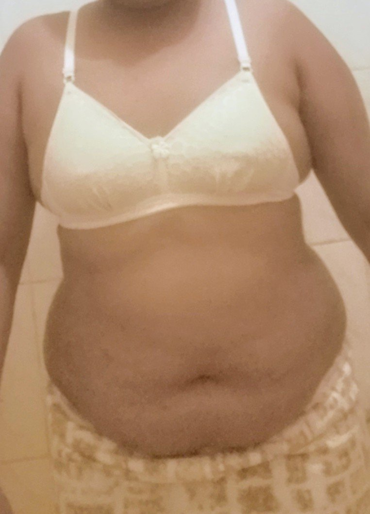 Body Type Three (BT3) Female - Fellow One Research Body Type Shape Test - The Four Body Types Research Participant 627