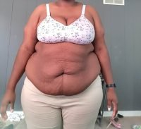 Body Type Four (BT4) Female - Fellow One Research Body Type Shape Test - The Four Body Types Research Participant 638