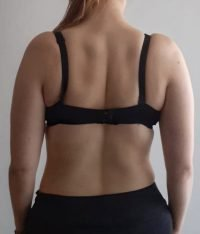 The Four Body Types Research Participant 668, Body Type Two (BT2) Female - Fellow One Research Body Type Shape Quiz/Test