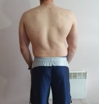 The Four Body Types Research Participant 675, Body Type Two(BT2) Male - Fellow One Research Body Type Shape Quiz/Test