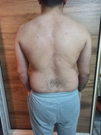 The Four Body Types Research Participant 683, Body Type Two (BT2) Male - Fellow One Research Body Type Shape Quiz/Test