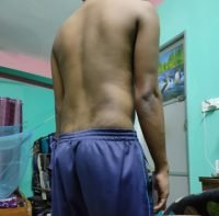 Body Type Two (BT2) Male - Body Type Shape Test/Quiz - The Four Body Types, Fellow One Research Participant 708