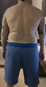 The Four (4) Body Types-Body Type Quiz (Male/Men) Results 748, Body Type Three (BT3) - Fellow One Research Participant