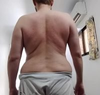 Body Type Two (BT2) - Body Type Quiz (Male/Man) Results 735, Fellow One Research Test - The Four (4) Body Types