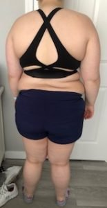 The Four (4) Body Types-Body Type Quiz/Test Results 715, Body Type Three (BT3) Female - Fellow One Research Participant