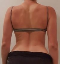 Body Type Two (BT2) Female - Body Type Shape Test - The Four Body Types, Fellow One Research Participant 689