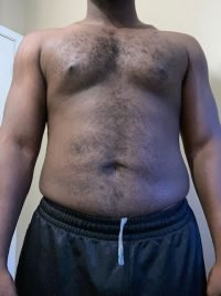 Body Type Test/Quiz (Male/Man) Results 744, Body Type Two (BT2) - Fellow One Research Participant - The Four (4) Body Types