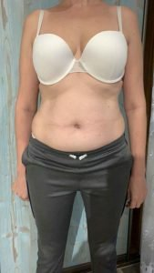 Body Type Two (BT2) Female - The Four (4) Body Types - Body Type Quiz/Test Participant 709 - Fellow One Research