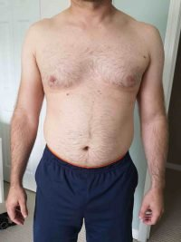 Body Type Two (BT2) - The Four Body Types, Body Type Quiz (Male/Men) Results 797 - Fellow One Research Participant Test