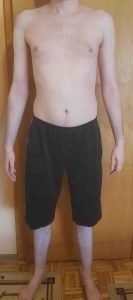 Body Type Two (BT2), The Four Body Types-Body Type Test/Quiz (Male/Man/Men) Results 776 - Fellow One Research Participant
