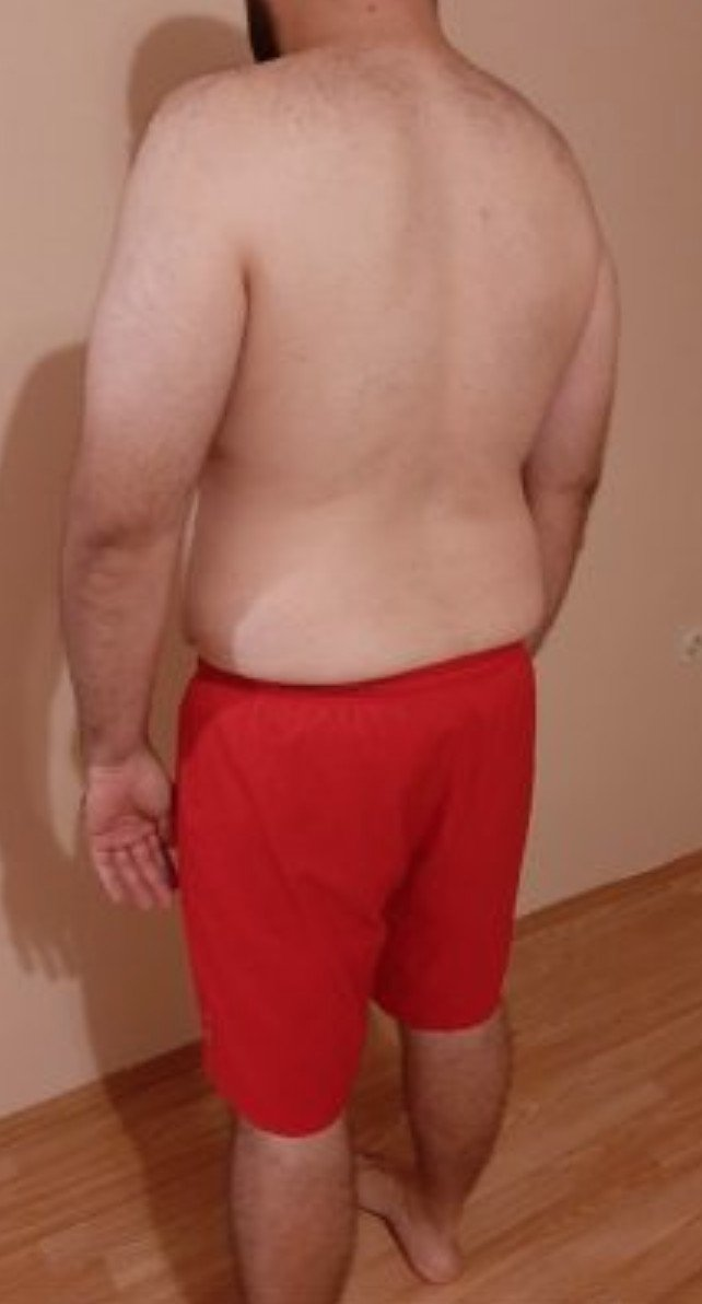 Fellow One Research, The Four Body Types-Body Type Quiz/Test (Male/Man) Results 848, Body Type Three (BT3)