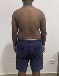 The Four (4) Body Types-Body Type Test/Quiz (Male/Men) Results 800, Body Type Three (BT3) - Fellow One Research Participant
