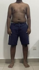 Body Type Quiz (Male/Man/Men) Results 800, Body Type Three (BT3) - Fellow One Research Participant, The Four (4) Body Types