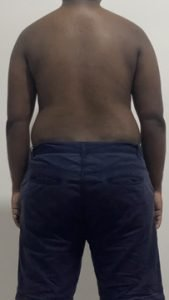Body Type Three (BT3), Body Type Quiz (Male/Man/Men) Results 800 - Fellow One Research Participant Test, The Four (4) Body Types