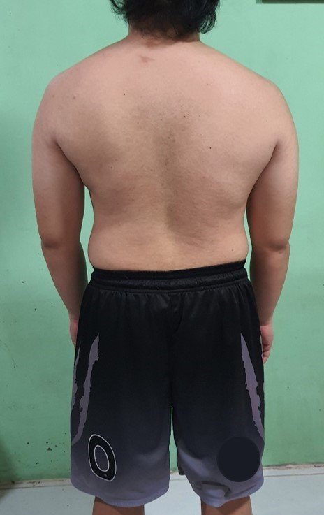 The Four (4) Body Types-Body Type Quiz (Male/Men/Man) Results 820, Body Type Two (BT2) - Fellow One Research Participant Test