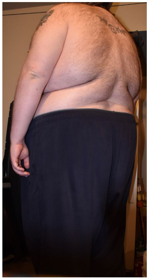 Fellow One Research, The Four Body Types-Body Type Quiz/Test (Male/Man/Men) Results 806, Body Type Four (BT4)