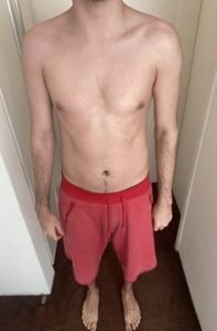 Body Type Two (BT2), The Four Body Types - Body Type Test/Quiz (Men/Male) Results 865, Fellow One Research
