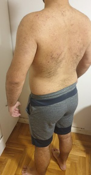 Fellow One Research, The Four Body Types-Body Type Quiz/Test (Male/Man) Results 925, Body Type Two (BT2)
