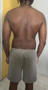 The Four (4) Body Types, Body Type Quiz (Male/Man/Men) Results 935 - Body Type One (BT1), Fellow One Research Participant Test
