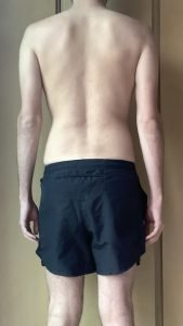 The Four (4) Body Types, Body Type Quiz (Male/Man/Men) Results 939 - Body Type Two (BT2), Fellow One Research Participant Test