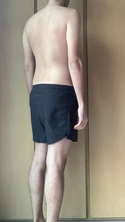 Fellow One Research, The Four Body Types-Body Type Quiz/Test (Male/Man) Results 939, Body Type Two (BT2)