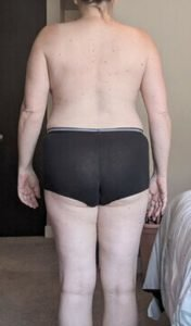 The Four (4) Body Types, Body Type Quiz (Woman/Women/Female) Results 957 - Body Type Three (BT3), Fellow One Research Participant Test